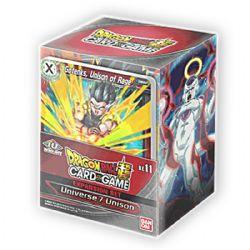 DRAGON BALL SUPER -  ENSEMBLE D'EXPANSION #11 - UNIVERSE 7 UNISON (13 CARTES) -  INFINITE UNITY