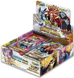 DRAGON BALL SUPER -  RISE OF THE UNISON WARRIOR BOOSTER PACK (P12/B24) -  UNISON WARRIOR B10