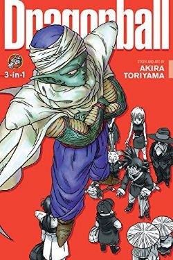 DRAGON BALL -  VOLUMES 13-15 (ENGLISH V.) -  3-IN-1 05