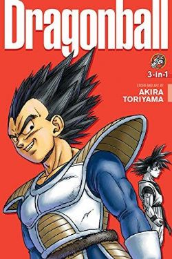DRAGON BALL -  VOLUMES 19-21 (ENGLISH V.) -  3-IN-1 07