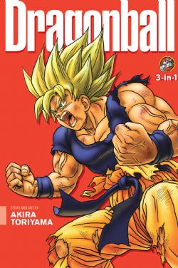 DRAGON BALL -  VOLUMES 25-27 (ENGLISH V.) -  3-IN-1 09