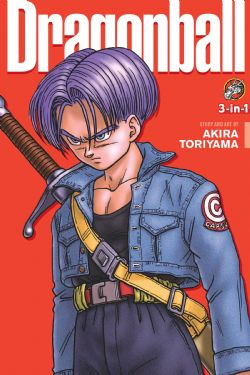 DRAGON BALL -  VOLUMES 28-30 (ENGLISH V.) -  3-IN-1 10