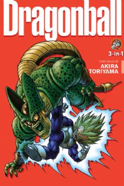 DRAGON BALL -  VOLUMES 31-33 (ENGLISH V.) -  3-IN-1 11