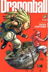 DRAGON BALL -  VOLUMES 40-42 (ENGLISH V.) -  3-IN-1 14