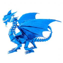 DRAGON -  BLUE DRAGON - 3 FEUILLES
