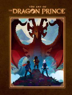 DRAGON PRINCE, THE -  THE ART OF THE DRAGON PRINCE