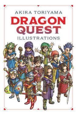 DRAGON QUEST -  DRAGON QUEST - ILLUSTRATIONS