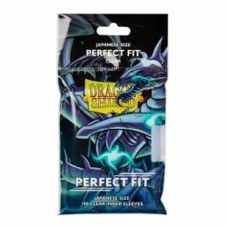 DRAGON SHIELD -  POCHETTES TAILLE YU-GI-OH! - PERFECT FIT TOP LOAD (60)