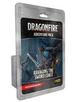 DRAGONFIRE -  RAVAGING THE SWORD COAST - ADVENTURE PACK (ANGLAIS)