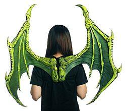 DRAGONS -  AILES DE DRAGON ULTIME - VERT