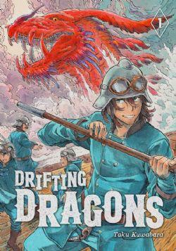 DRIFTING DRAGONS -  (V.A.) 01