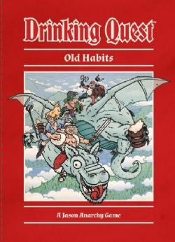 DRINKING QUEST -  OLD HABITS (ANGLAIS)