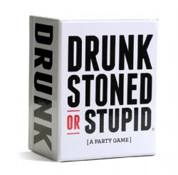 DRUNK STONED OR STUPID (ANGLAIS)