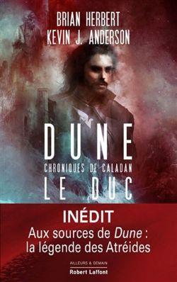 DUKE: CHRONIQUES DE CALADAN -  LE DUC (GRAND FORMAT) CS 01
