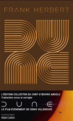 DUNE -  DUNE (ÉDITION DU CINQUANTENAIRE) (GRAND FORMAT) -  CYCLE DE DUNE, LE 01