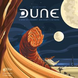 DUNE : THE BOARD GAME (ANGLAIS)