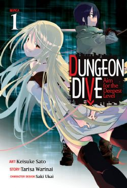 DUNGEON DIVE - AIM FOR THE DEEPEST LEVEL -  (V.A.) 01