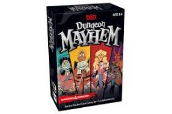 DUNGEON MAYHEM (ANGLAIS)