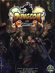 DUNGEON ROLL -  DUNGEON OF FORTUNE (ANGLAIS)