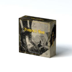 DUNGEON & TOWN -  CORE BOX (ANGLAIS)