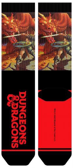 DUNGEONS AND DRAGONS -  1 PAIRE DE BAS DE