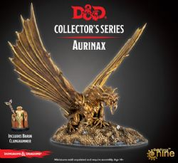 DUNGEONS & DRAGONS 5 -  AURINAX -  COLLECTOR'S SERIES