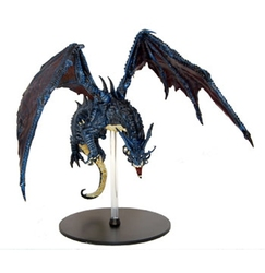 DUNGEONS & DRAGONS 5 -  BAHAMUT THE PLATINUM DRAGON - ICONS OF THE REALMS