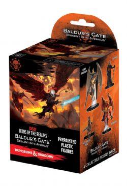 DUNGEONS & DRAGONS 5 -  BALDUR'S GATE DESCENT INTO AVERNUS BOOSTER (ANGLAIS) -  DND ICONS