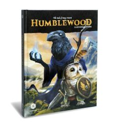 DUNGEONS & DRAGONS 5 -  CAMPAIN SETTING (ANGLAIS) -  HUMBLEWOOD
