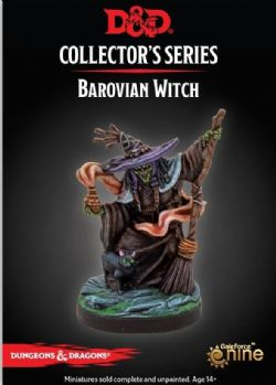 DUNGEONS & DRAGONS 5 -  CURSE OF STRAHD - BAROVIAN WITCH -  COLLECTOR'S SERIES