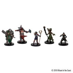 DUNGEONS & DRAGONS 5 -  D&D ICONS OF THE REALMS COMPANION STARTER SET ONE