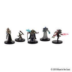 DUNGEONS & DRAGONS 5 -  D&D ICONS OF THE REALMS COMPANION STARTER SET TWO
