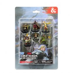 DUNGEONS & DRAGONS 5 -  D&D ICONS OF THE REALMS - EPIC LEVEL STARTER