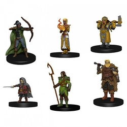 DUNGEONS & DRAGONS 5 -  D&D ICONS OF THE REALMS STARTER SET