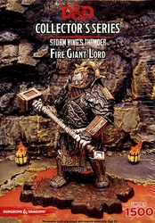 DUNGEONS & DRAGONS 5 -  FIRE GIANT LORD -  COLLECTOR'S SERIES