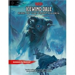 DUNGEONS & DRAGONS 5 -  ICEWIND DALE : RIME OF THE FROSTMAIDEN (ANGLAIS)