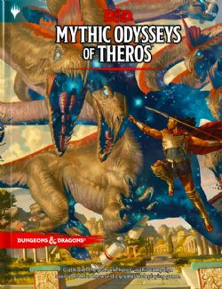 DUNGEONS & DRAGONS 5 -  MYTHIC ODYSSEYS OF THEROS