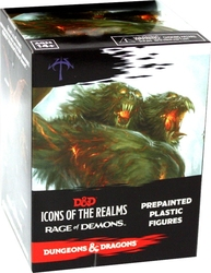 DUNGEONS & DRAGONS 5 -  RAGE OF DEMON - ICONS OF THE REALM MINIATURES