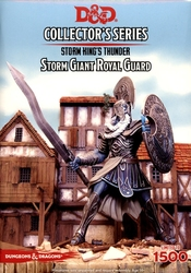DUNGEONS & DRAGONS 5 -  STORM GIANT ROYAL GUARD -  COLLECTOR'S SERIES