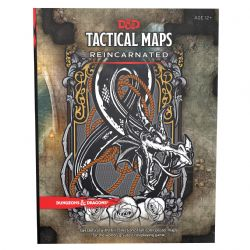 DUNGEONS & DRAGONS 5 -  TACTICAL MAPS - REINCARNATED