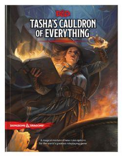 DUNGEONS & DRAGONS 5 -  TASHA'S CAULDRON OF EVERYTHING (ANGLAIS)