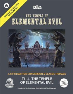 DUNGEONS & DRAGONS 5 -  TEMPLE OF ELEMENTAL EVIL (ANGLAIS) -  ORIGINAL ADVENTURE REINCARNATED 6