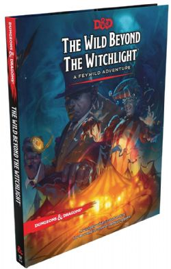DUNGEONS & DRAGONS 5 -  THE WILD BEYOND THE WITCHLIGHT HC (ANGLAIS)