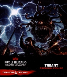 DUNGEONS & DRAGONS 5 -  TREANT - ICONS OF THE REALMS