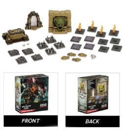 DUNGEONS & DRAGONS 5 -  Tomb and traps set - ICONS OF THE REALM MINIATURES