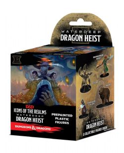 DUNGEONS & DRAGONS 5 -  WATERDEEP DRAGON HEIST BOOSTER (ANGLAIS) -  DND ICONS