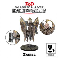 DUNGEONS & DRAGONS 5 -  ZARIEL -  COLLECTOR'S SERIES