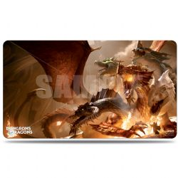 DUNGEONS & DRAGONS -  RISE OF TIAMAT - SURFACE DE JEU