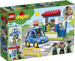 DUPLO -  LE POSTE DE POLICE (38 PIÈCES) 10902