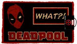 Deadpool -  Tapis de porte